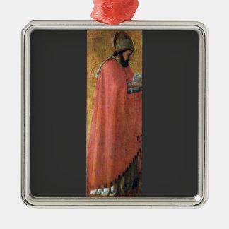 St Augustine por Masaccio Ornaments Para Arbol De Navidad