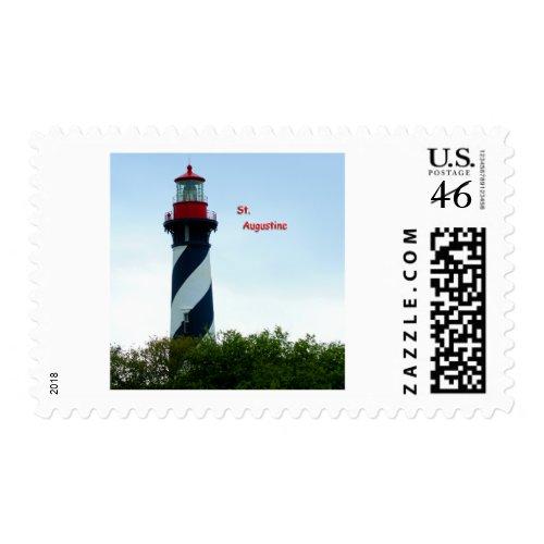 St. Augustine stamp