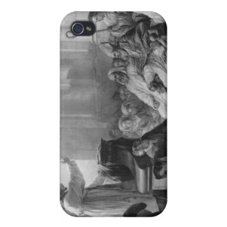 St. Augustine preaching Case For iPhone 4
