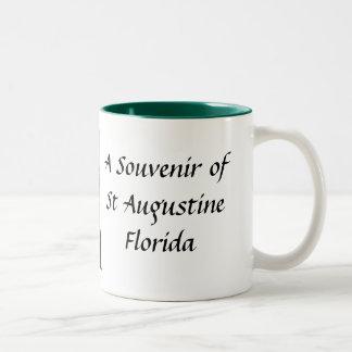St Augustine Souvenir Mug