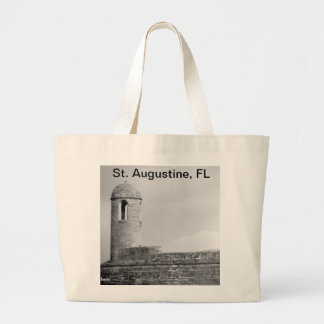 St. Augustine Spanish Fort Tote Bag