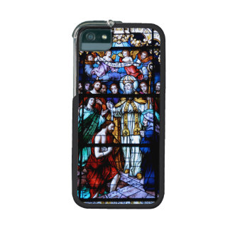 St. Augustine Stained Glass iPhone 5/5S Cover