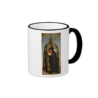 St Augustine Taza De Dos Colores