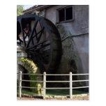 St. Augustine Watermill Postcard