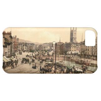 St Augustine's Bridge, Bristol, England iPhone 5C Covers