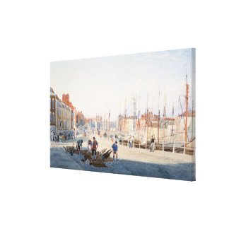 St Augustines Parade Canvas Print