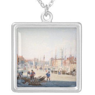 St Augustines Parade Silver Plated Necklace