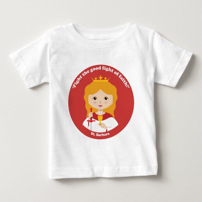 St. Barbara Baby T-Shirt