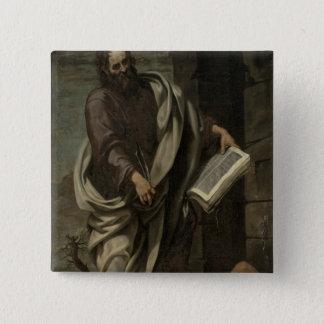 St. Bartholomew, 1620 Pinback Button
