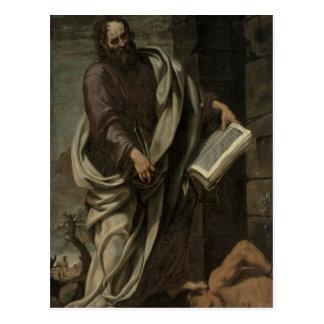 St. Bartholomew, 1620 Postcard