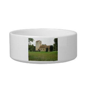 St Bartholomew church, Fingest, Buckinghamshire Bowl