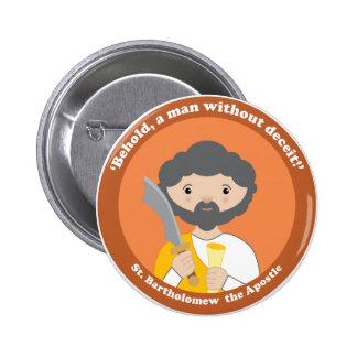 St. Bartholomew the Apostle Button