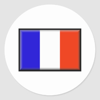 St. Barts Flag Stickers