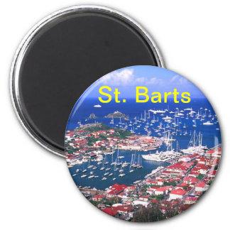 st. barts magnet