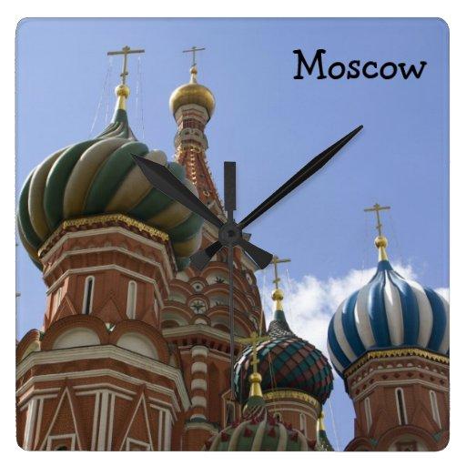 St. Basil Cathedral Clock