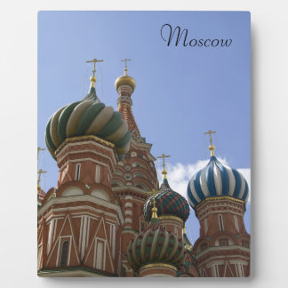 St. Basil Cathedral Plaque