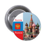 St. Basil cathedral. Russia Pins