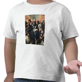 St. Basil Dictating his Doctrine T-shirt