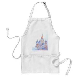 St. Basil's Cathedral Apron