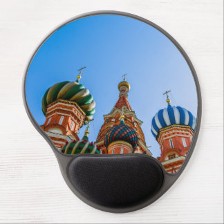 St. Basil's cathedral Gel Mouse Pad