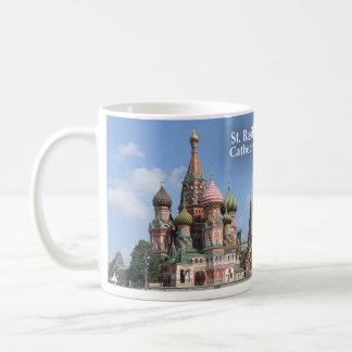 St. Basil's Cathedral Historical Mug