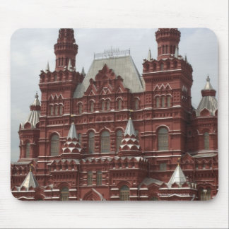St. Basils Cathedral in Red Square, Kremlin, Mouse Pad