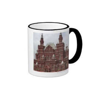 St. Basils Cathedral in Red Square, Kremlin, Mugs