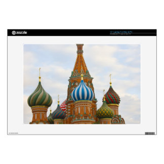 "St. Basil's Cathedral in Red Square, Moscow Skin For 15"" Laptop"