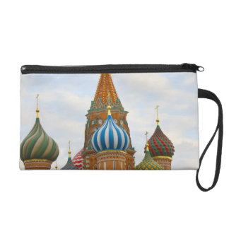 St. Basil's Cathedral in Red Square, Moscow Wristlet