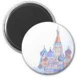 St. Basil's Cathedral Magnet
