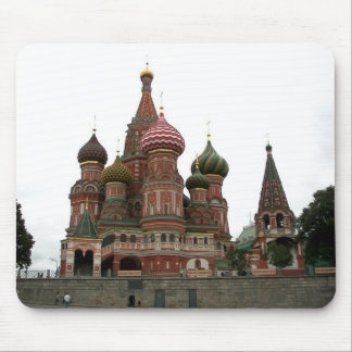 St. Basils Cathedral, Moscow Mouse Pad