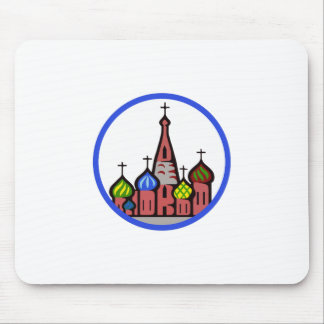 ST BASILS CATHEDRAL MOUSE PAD