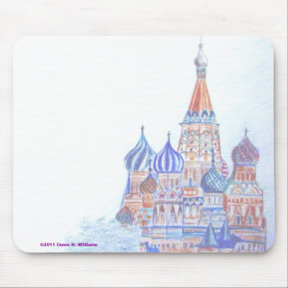 St. Basil's Cathedral Mousepad