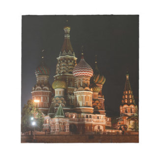 ST BASIL'S CATHEDRAL NOTEPAD