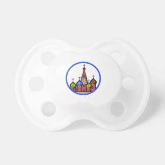 ST BASILS CATHEDRAL BooginHead PACIFIER