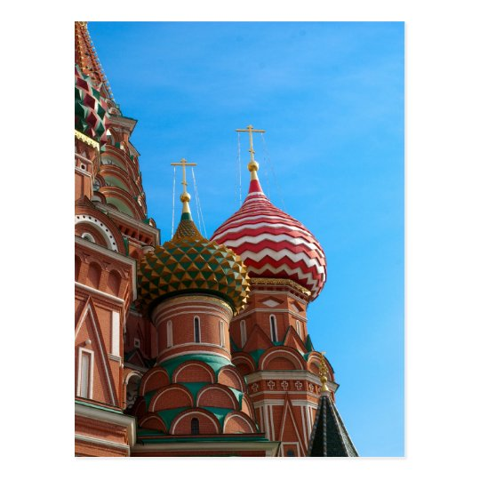 St.Basil's Cathedral Postcard