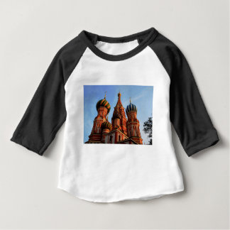 St Basils Cathedral Russia Baby T-Shirt