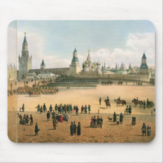 St. Basil's Cathedral seen from the Kremlin, from Mouse Pad