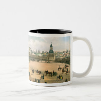 St. Basil's Cathedral seen from the Kremlin, from Coffee Mugs