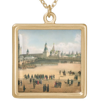 St. Basil's Cathedral seen from the Kremlin, from Necklace