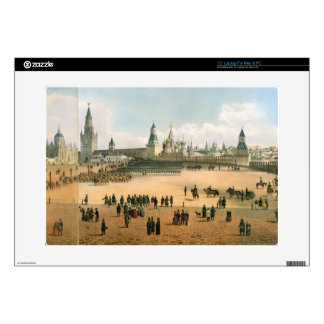 """St. Basil's Cathedral seen from the Kremlin, from Skin For 15"""" Laptop"""