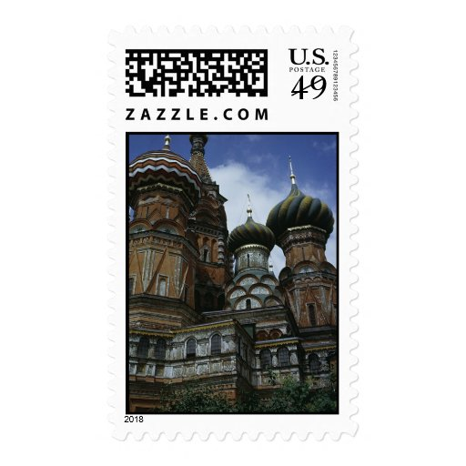 St Basil's Cathedral Stamps