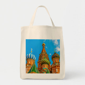 St. Basil's cathedral Tote Bag