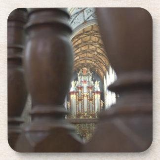 St Bavo Church, Haarlem Drink Coaster