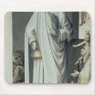 St. Bavo, Exterior of the Right Wing Mouse Pad