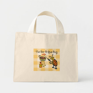st_bbq_bug4-bag mini tote bag