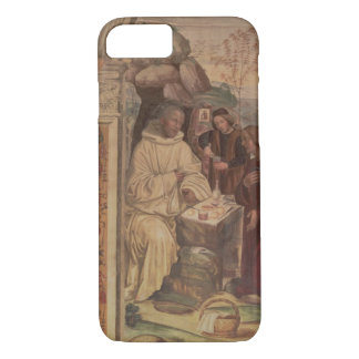 St. Benedict against a  Landscape, from the Life o iPhone 8/7 Case