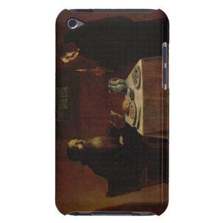 St. Benedict Blessing St. Maur iPod Case-Mate Cases