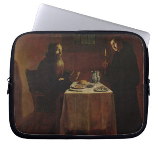 St. Benedict Blessing St. Maur Laptop Computer Sleeves