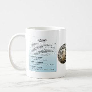 St. Benedict Coffee Mug